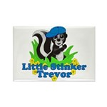 Little Stinker Trevor Rectangle Magnet