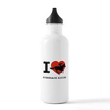 I love Horseback Riding Water Bottle