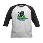 Little Stinker Walter Kids Baseball Jersey
