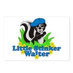 Little Stinker Walter Postcards (Package of 8)