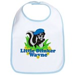 Little Stinker Wayne Bib
