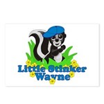 Little Stinker Wayne Postcards (Package of 8)