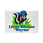 Little Stinker Wayne Rectangle Magnet (100 pack)