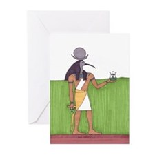 Djehuty Greeting Cards (Pk of 10)