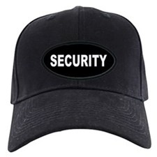 Security Baseball Hat
