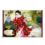 Funny Chinese new year Postcards (Package of 8)