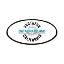 Catalina Island California Patches