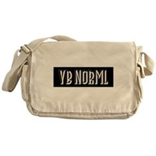 YB NORML Messenger Bag
