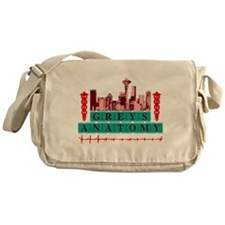 Grey's Anatomy Messenger Bag