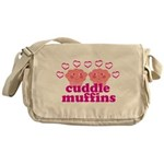 Cuddle Muffins Messenger Bag
