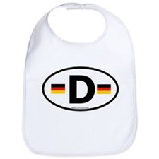 Cool Germany world cup Bib