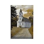 Riverside Presbyterian Church Rectangle Magnet