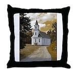 Riverside Presbyterian Church Throw Pillow