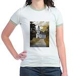 Riverside Presbyterian Church Jr. Ringer T-Shirt