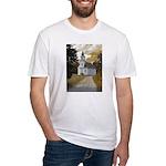 Riverside Presbyterian Church Fitted T-Shirt