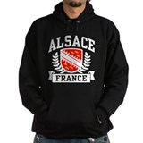 Alsace France Hoodie