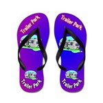 Trailer Park Redneck Flip Flops