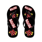 Bacon Flip Flops