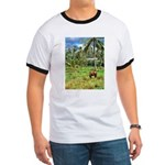 Horse in a Tropical Pasture Ringer T