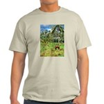 Horse in a Tropical Pasture Light T-Shirt