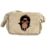 Baby Orangutan Messenger Bag