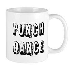 PUNCH DANCE MUG