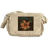 Corona Lily Messenger Bag