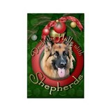 Christmas - Deck the Halls - Shepherds Rectangle M