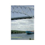 Cape Cod Canal &amp; Tanker Rec. Magnet (100 pack)