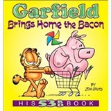 Garfield Brings Home the Bacon: Book 53