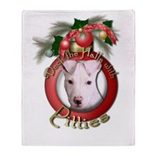 Christmas - Deck the Halls - Pitbull Stadium Blan