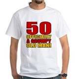 Grumpy 50th Birthday Shirt