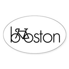Bike Boston Decal