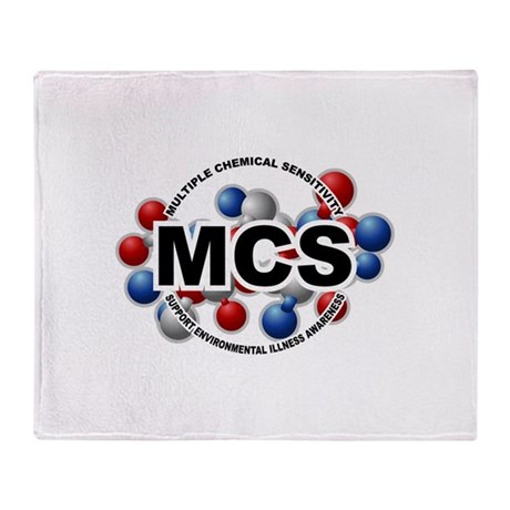 MCS Throw Blanket