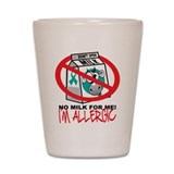 Milk Allergy 2 Shot Glass