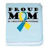 DS Proud Mom baby blanket