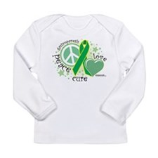 Gastroparesis PLC Long Sleeve Infant T-Shirt