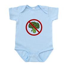 No Broccoli Infant Bodysuit