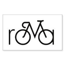 Bike Roma Decal