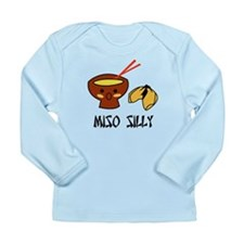 Miso Silly Long Sleeve Infant T-Shirt