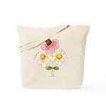 Pretty Daisies Tote Bag