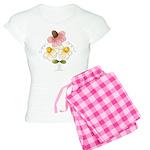 Pretty Daisies Women's Light Pajamas