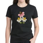 Pretty Daisies Women's Dark T-Shirt