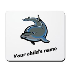 Dolphin Personalized Mousepad
