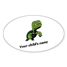 Turtle Personalized Decal