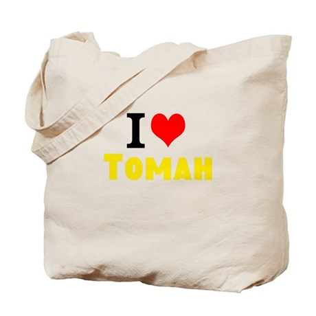 I Heart Tomah Tote Bag