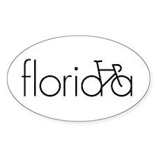 Bike Florida Decal