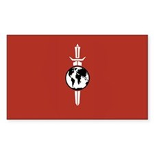 Mirror Universe Flag Sticker (10 pk)