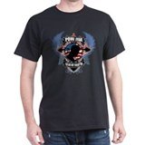 POW/MIA Cross & Heart T-Shirt
