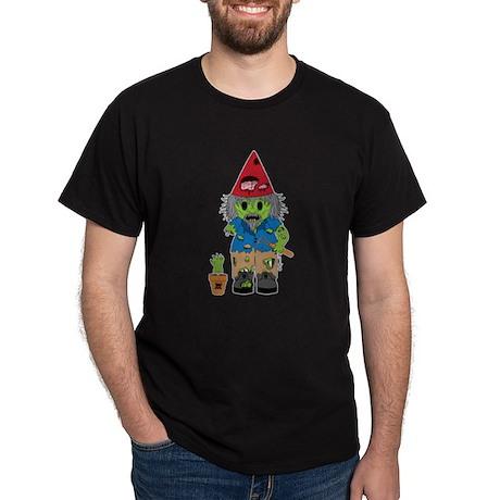 Zombie Gnome Dark T-Shirt